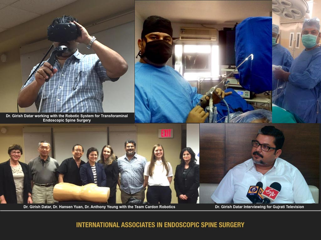 International Industry Associates In Endoscopic Spine Surgery