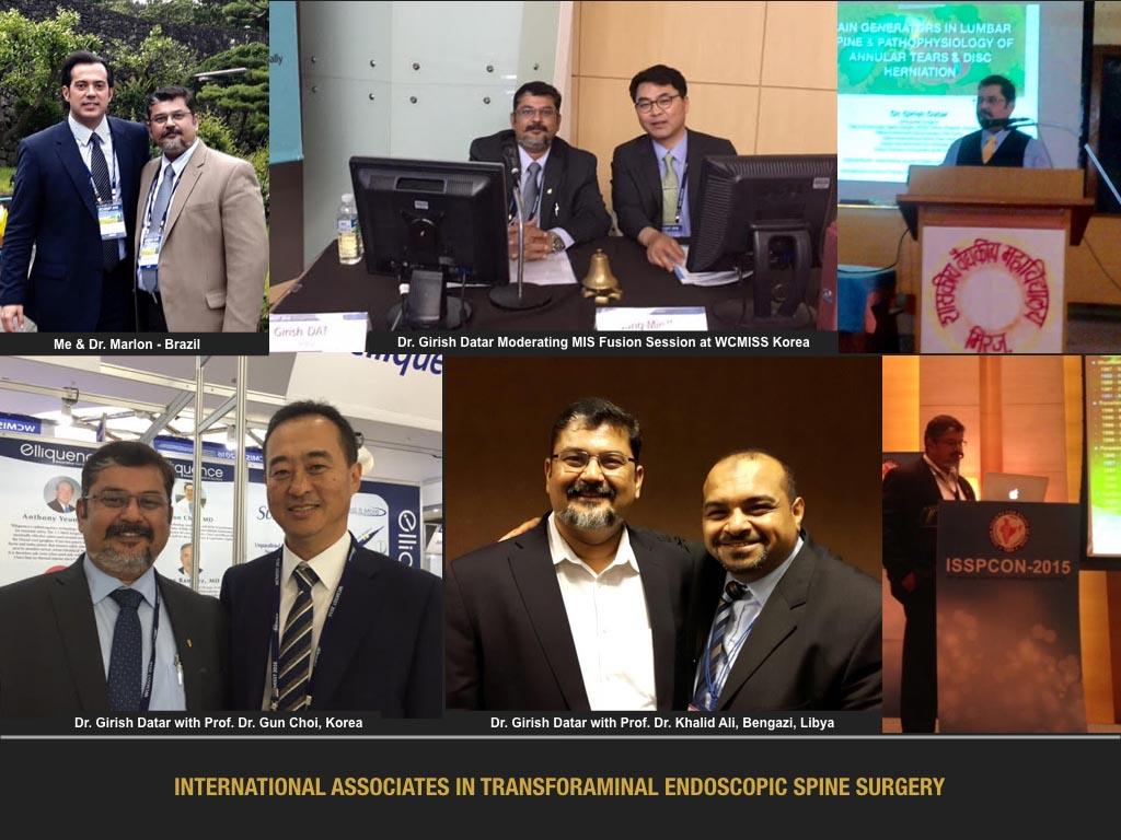 International Associates In Transforaminal Endoscopic Spine Surgery